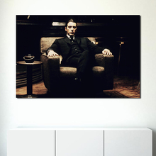 Classic Gangster Movie Wall Art Canvas Posters Prints Painting Oil Wall Pictures Kitchen Bedroom Modern Home Decor Accessories beauty beast movie wallpaper wall art canvas posters prints oil painting wall pictures for bedroom modern home decor accessories