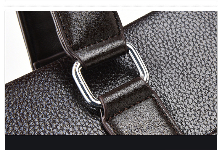 HTB13SL1iOQnBKNjSZFmq6AApVXal Promotions 2019 New Fashion Bag Men Briefcase PU Leather Men Bags Business Brand Male Briefcases Handbags Wholesale High Quality