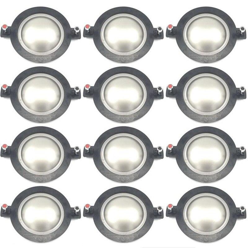 Hingebungsvoll 12 Stücke Ersatz Membran Für P-audio Bmd750 Turbosound Cd210 Cd212 #10-085 Membran Lautsprecher Zubehör