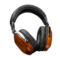 High Quality Original BLON BossHiFi B8 HiFi Wooden Metal Headphone Black Mahogany Headset Earphone With Beryllium