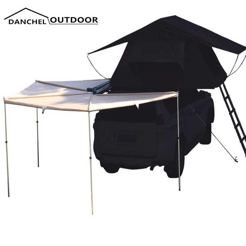 DANCHEL наружная летучая мышь компактный тент радиус 2 м 4 боковой секционный боковой автомобильная палатка для солнцезащитного завеса тент