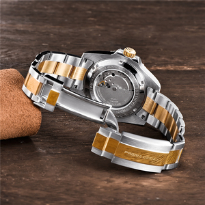 Image 2 - PAGANI DESIGN Top Luxury Men Watch Fashion Sport Waterproof Sapphire High Quality Automatic Mechanical Watches Relogio Masculino