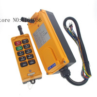 12V 10 Channels Hoist Crane Radio Remote Control System HS 10