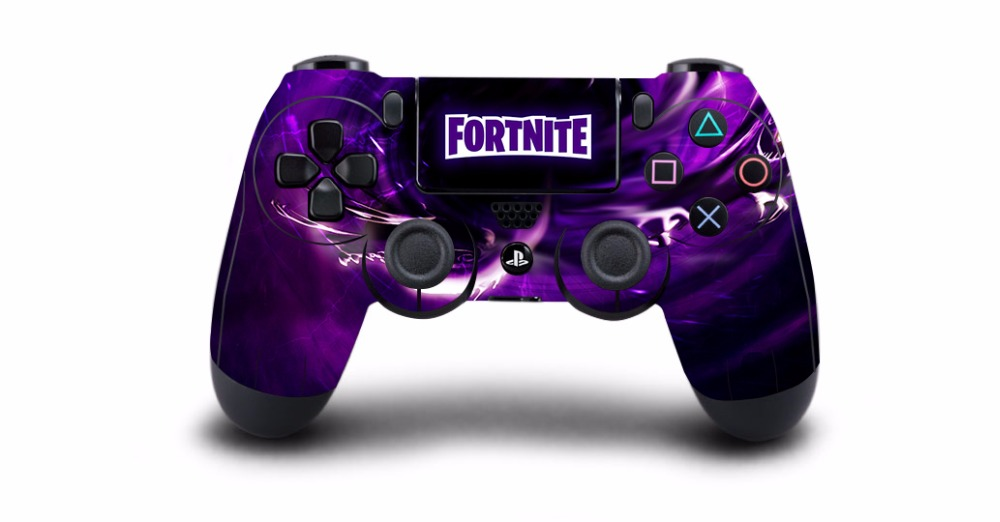 1pcs Fortnite PS4 Skin Sticker Decal Vinyl For Sony PS4 PlayStation 4 Dualshock 4 Controller Skin Stickers