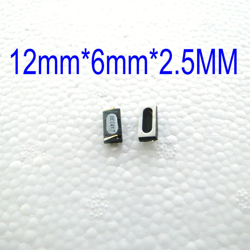 New Earpiece Front Frontal Speaker For Lenovo S90 12mm X 6mm