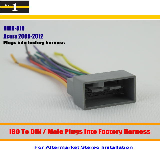 online buy whole acura wiring harness from acura wiring car radio cd player to aftermarket stereo dvd gps navi installation kits wiring harness wire