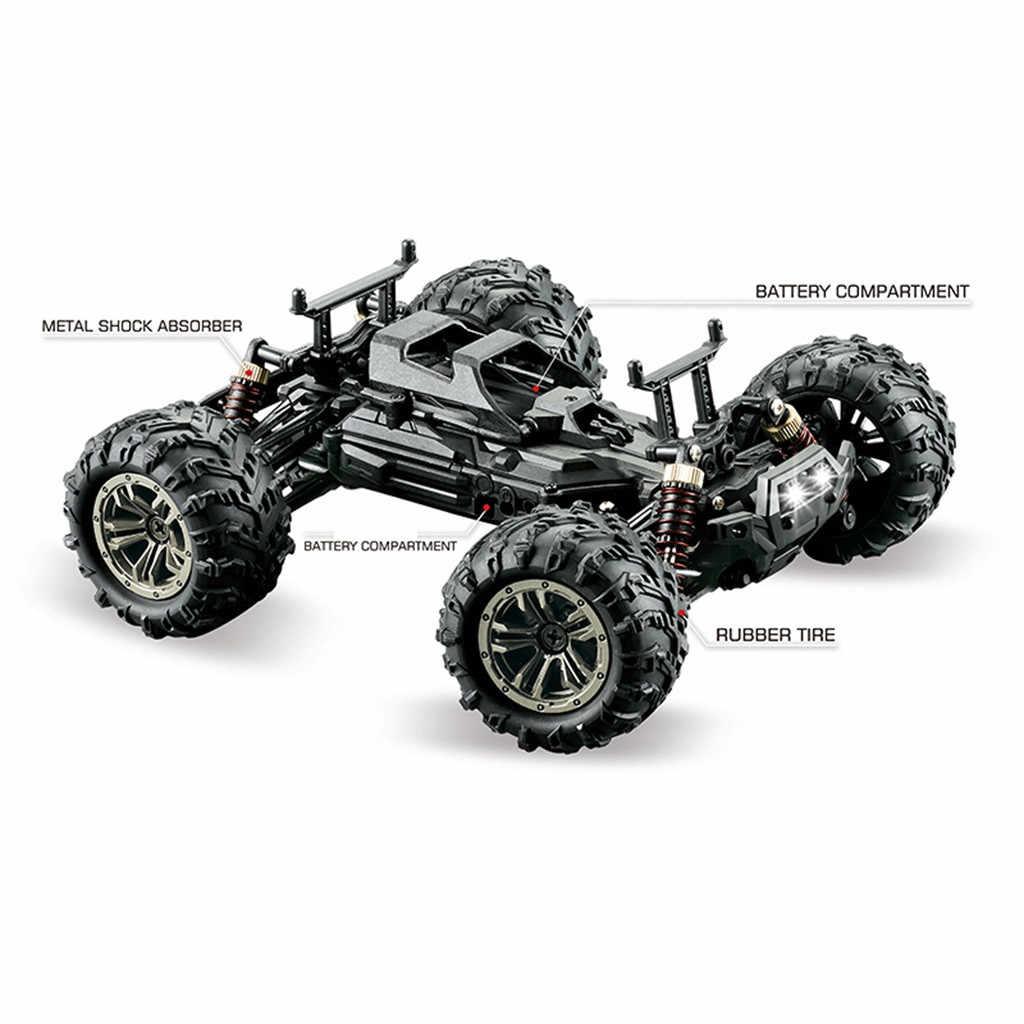 HIINST 9145 28 KM/H RC Auto 1:20 Schaal 4WD 2.4 Ghz Off-Road Afstandsbediening Truck RTR 19APR1