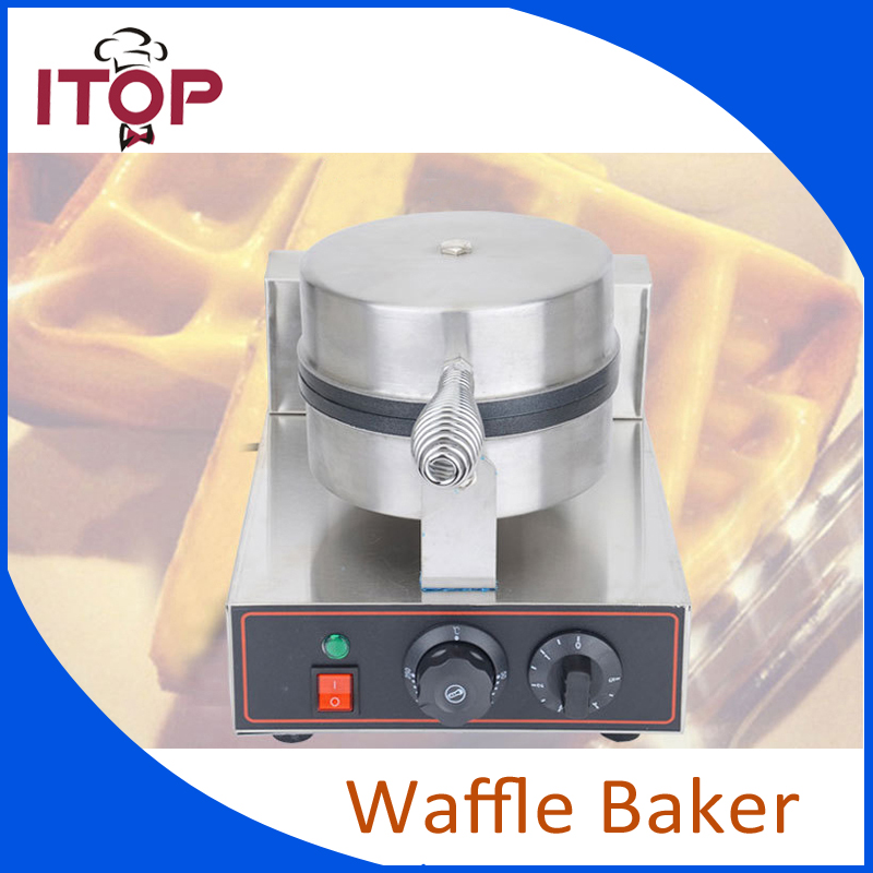 1 PC Electric Waffle Pan Muffin Machine Eggette Wafer Waffle Egg Makers Kitchen Machine Applicance 220v
