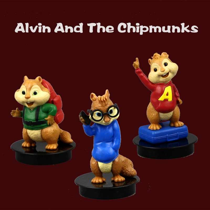 cartoon model alvin and