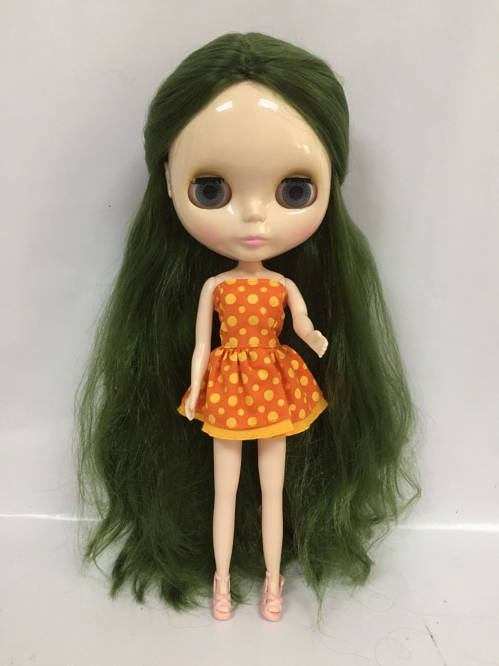 Nude blyth Doll Factory doll Suitable For DIY 20170714