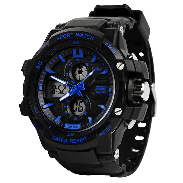 Custom Logo Cheap Price Multifuncitonl Silicone Wrist Watches For Men And Women Relogio