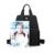 2017 novo saco de Nylon Impermeável mochilas Oxford moda feminina versão Coreana do lazer Multifuncional saco da faculdade