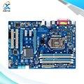 Para gigabyte ga-p67-ds3-b3 original utilizado p67-ds3-b3 madre de escritorio de intel P67 LGA 1155 Para i3 i5 i7 DDR3 32G SATA3 ATX