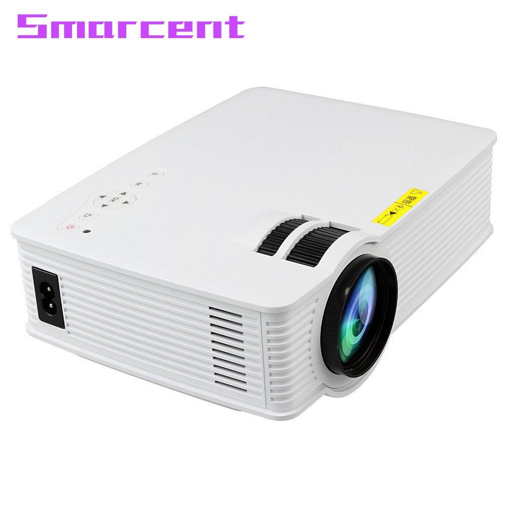 GP - 9 Mini Home Theater 2000 Lumens 1920 x 1080 Pixels Multimedia Wireless HD LCD Projector HDMI/USB/SD/AV3.5mm Free Shipping