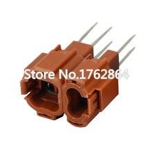 6 pin коннектор; pcb; плата регулятор пластина под припой plug