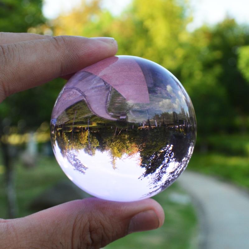 1 Parça 50 mm Kristal Top Müxtəlif Rənglər Ev Dekorasiyası - Ev dekoru - Fotoqrafiya 6