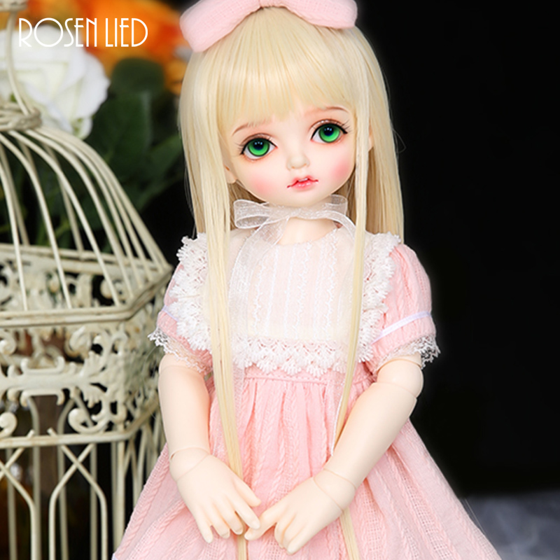Rosenlied RL Bambi sd bjd sd dolls 1/4 body model girls High Quality resin Joint doll High quality resin dolls