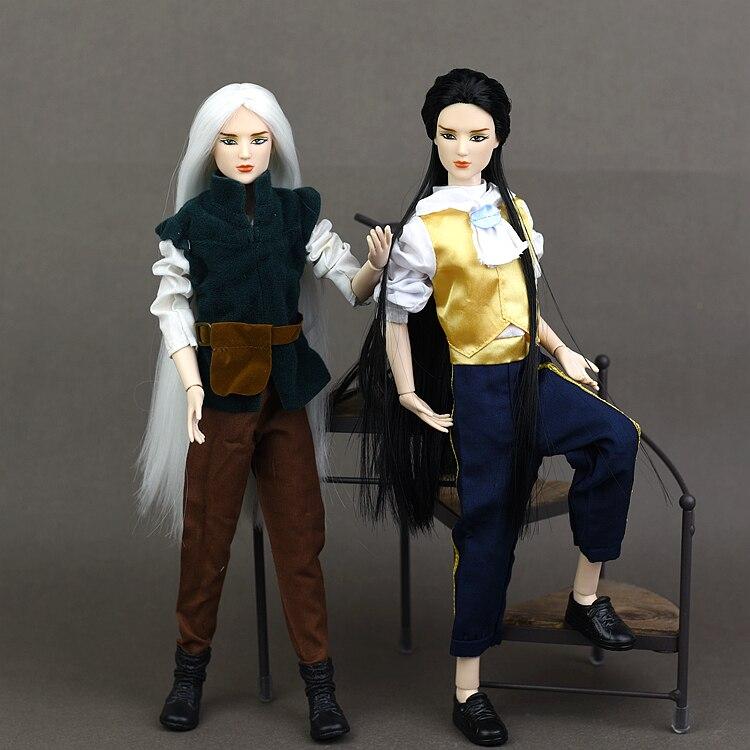Sex having girl dolls barbie