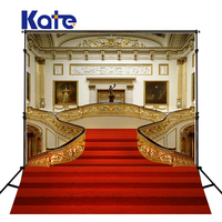 KATE 200x300cm Photography Backdrops Red Carpet Backdrops Photocall Wedding Backdrops Vintage Backdrops For Studio US Delivery
