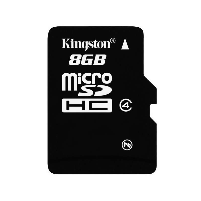 Only 8GB TF Card
