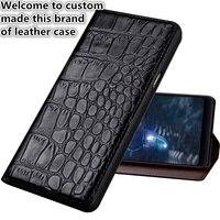 NC11 Genuine Leather Flip Case For Xiaomi Redmi 4X Phone Case For Xiaomi Redmi 4X Back