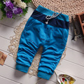 Baby Pants Boys Clothes 2016 New Spring Kids Clothing Boys Girls Harem Pants 100% Cotton Baby Trousers