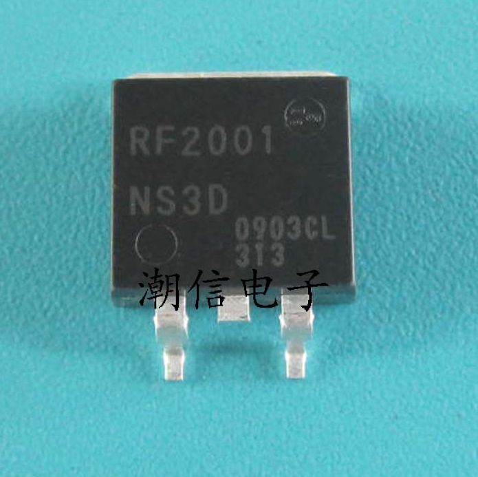 10pcs RF2001N3D TO-263 RF2001 TO263 RF2001N SOT New Original