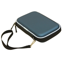 CAA-Hot Sale Carry Case Cover Pouch Bag for 2.5″ USB External Hard Disk Drive Protect Blue