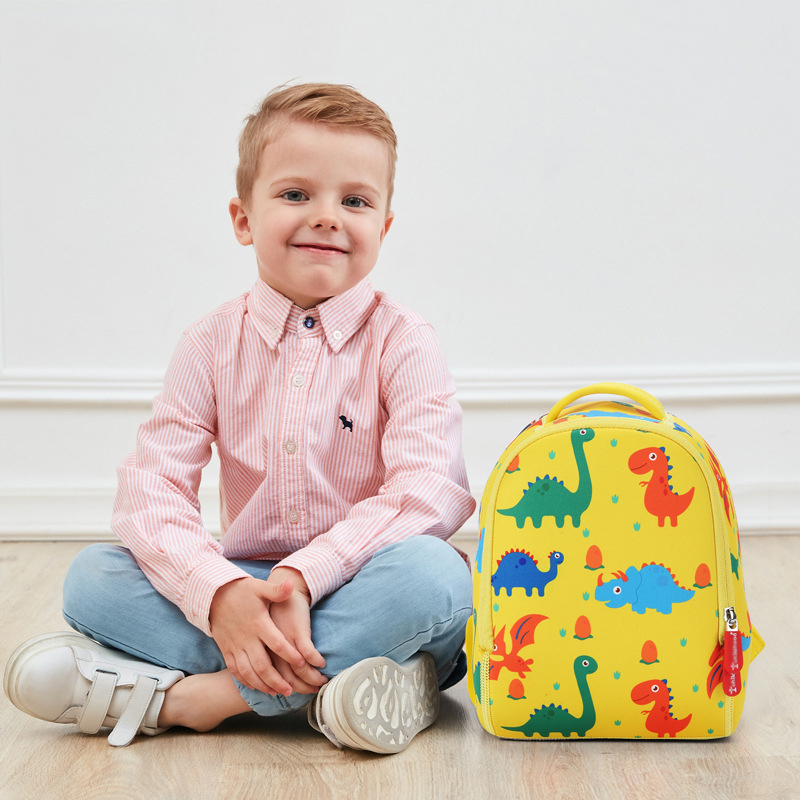 Backpack for Kids Red Bug Toddler Child Cute Animal for Pre School Pre Kindergarten 1-3 Years