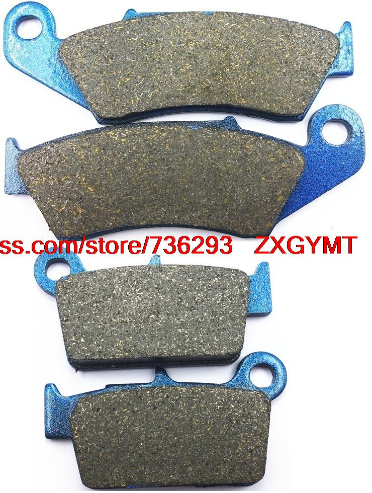 Motorcycle Carbon Disc Brake Pads Set fit for BETA RR300 RR 300 2013 & up motorcycle disc brake pads fa473 fit for can am spyder rs ses 990cc 08 09 phantom black