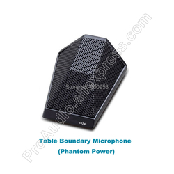 MICWL Pro Hyper-cardioid table Desk Interface Boundary Microphone Suitable for speech conference public broadcasting
