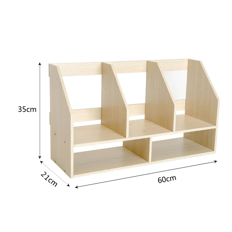 Daryl Home Bookshelf Ikea Bookcase Bookcase Shelving Simple Small Table, A  Combination Of Creative Special Offer Free Shipping In School Sets From  Furniture ...