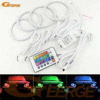 For Land Lover Range Rover Hse Model 2003 2006 Excellent Angel Eyes Kit Multi Color Ultrabright