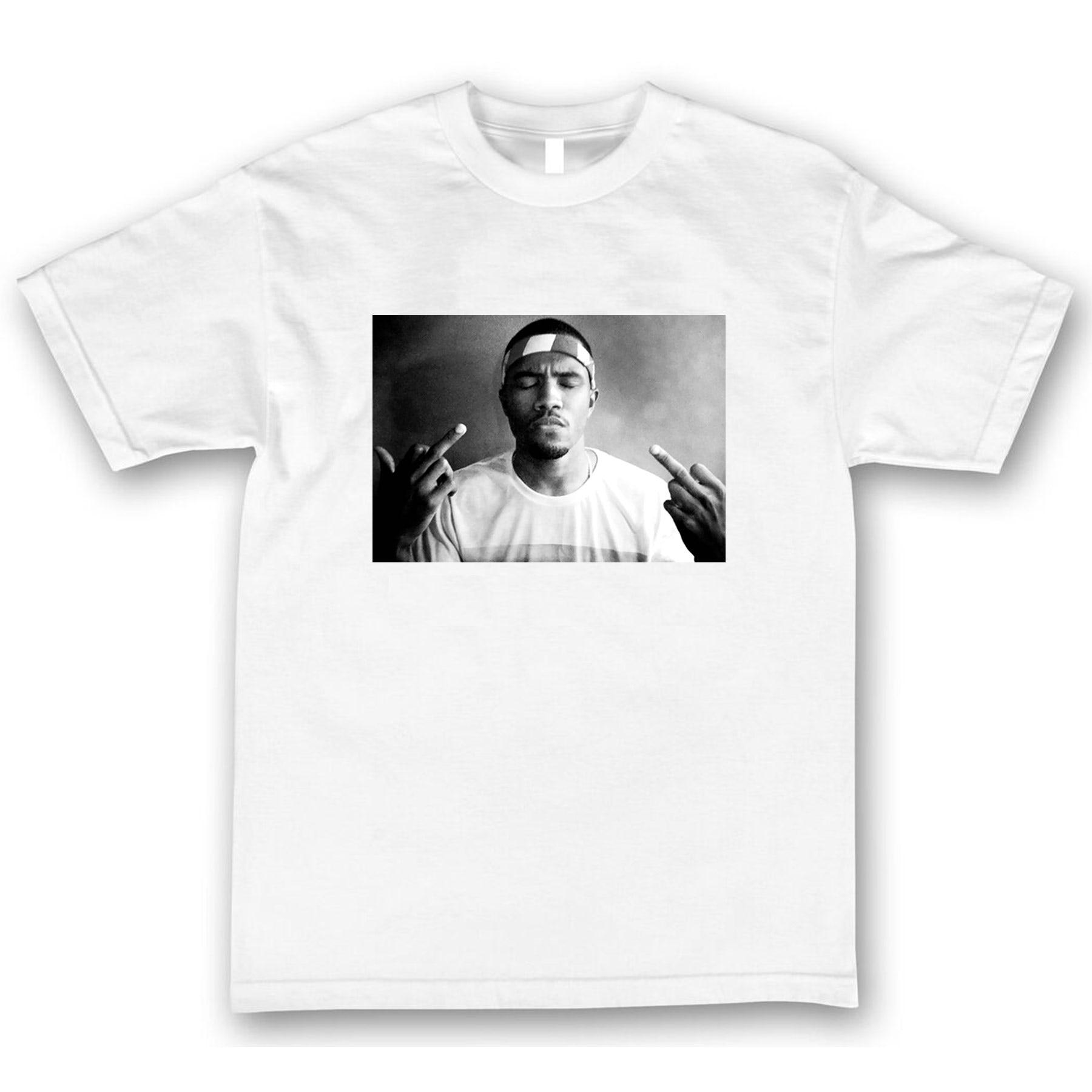 Frank Ocean T Shirt Boys Don T Cry Blonde Blond Trapsoul Rap Hiphop New