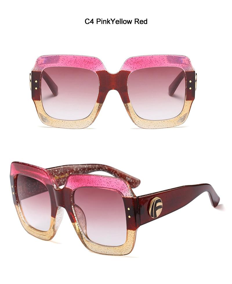 2018 News Square Sunglasses  (20)