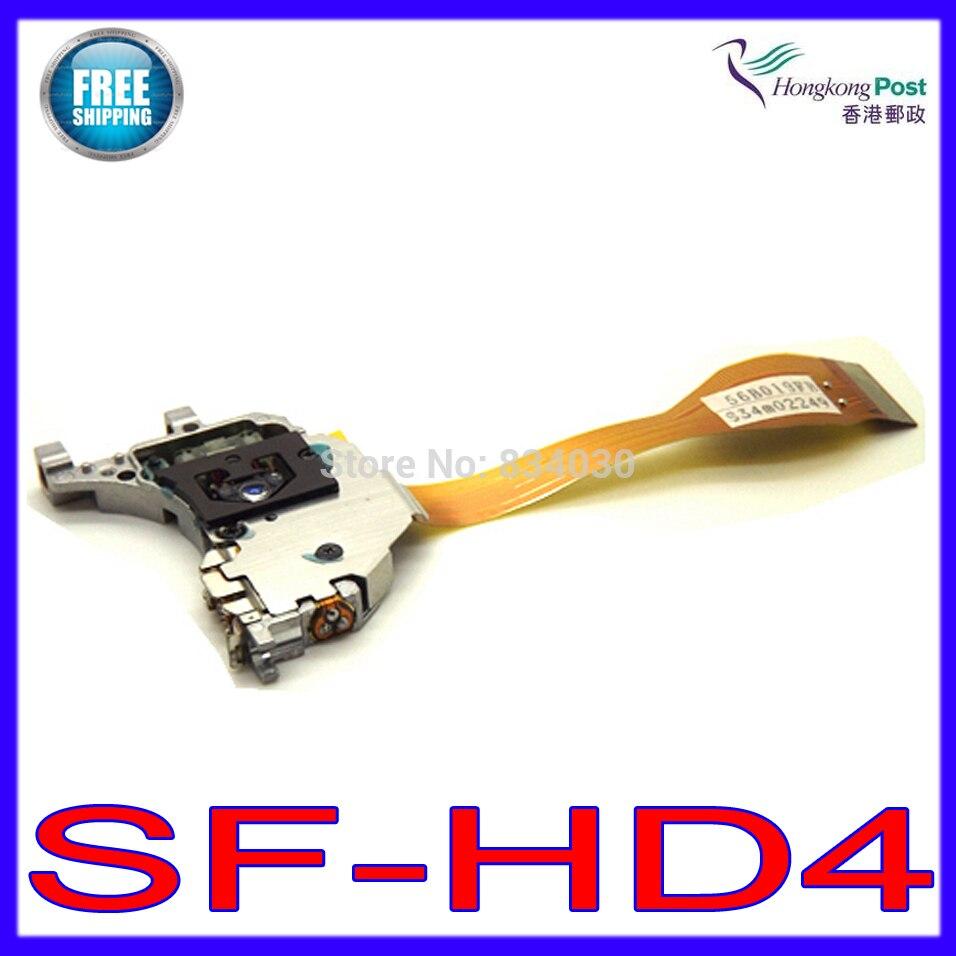 SF-HD4 SFHD4 Black Cap Laser Lens Lasereinheit SFHD4B Black Cover DVD Optical Pickup Bloc Optique Replacement For BMW Car Player laser head sf bd416