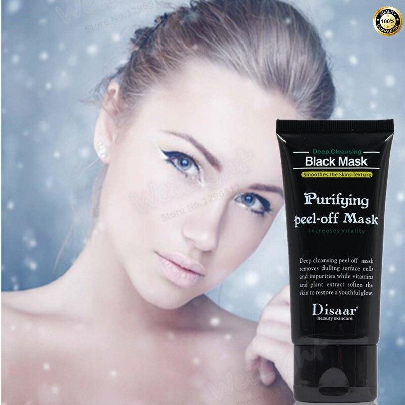 Face Skin Care Suction Black Mask Nose Blackhead Remover Acne Treatment Mask Peeling Peel off Black Head Mud Facial Mask MM-20