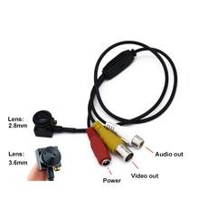 New Mini 960P HD AHD Camera 1.3MP StarLight Low Illumination Security CCTV Camera support Audio output BNC Video connector