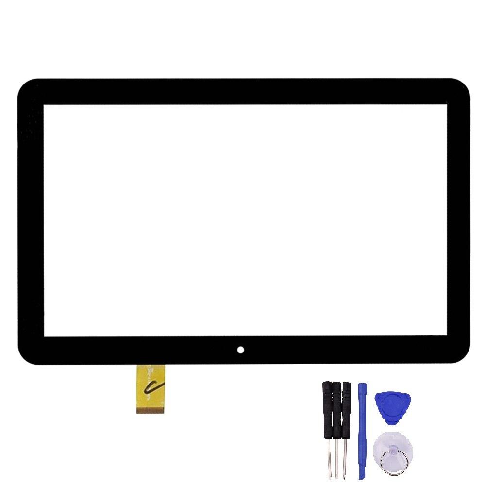 10,1 zoll Touch Screen für Optima 10,4 3g TT1004PG Tablet Digitizer Sensor Ersatz Kostenloser Versand
