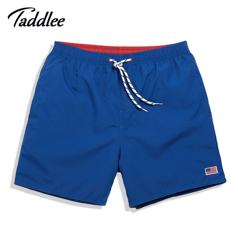 Men Swimwear Swim Shorts Trunks Beach Board Shorts Swimming Short Pants Swimsuits Mens Jogger Running Sports Shorts Bermuda Surf