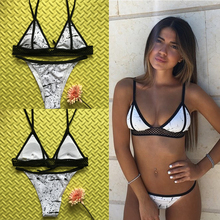 78e0b16d35d do dower ladies off white thong bikini top swimsuits black swimming suit  for women