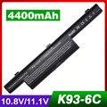 4400 mah bateria do portátil para asus a32-k93 a41-k93 a42-k93 a93 a93s a93sm A95 A93SV A95V A95VM K95 K93 K93S K93SM K93SV K95V K95VM