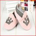 Frete grátis genuína mocassim de couro sapatos de bebê toddler sapatos recém-nascidos bebês macios crib shoes sapatilhas primeiro walker 0-24 m