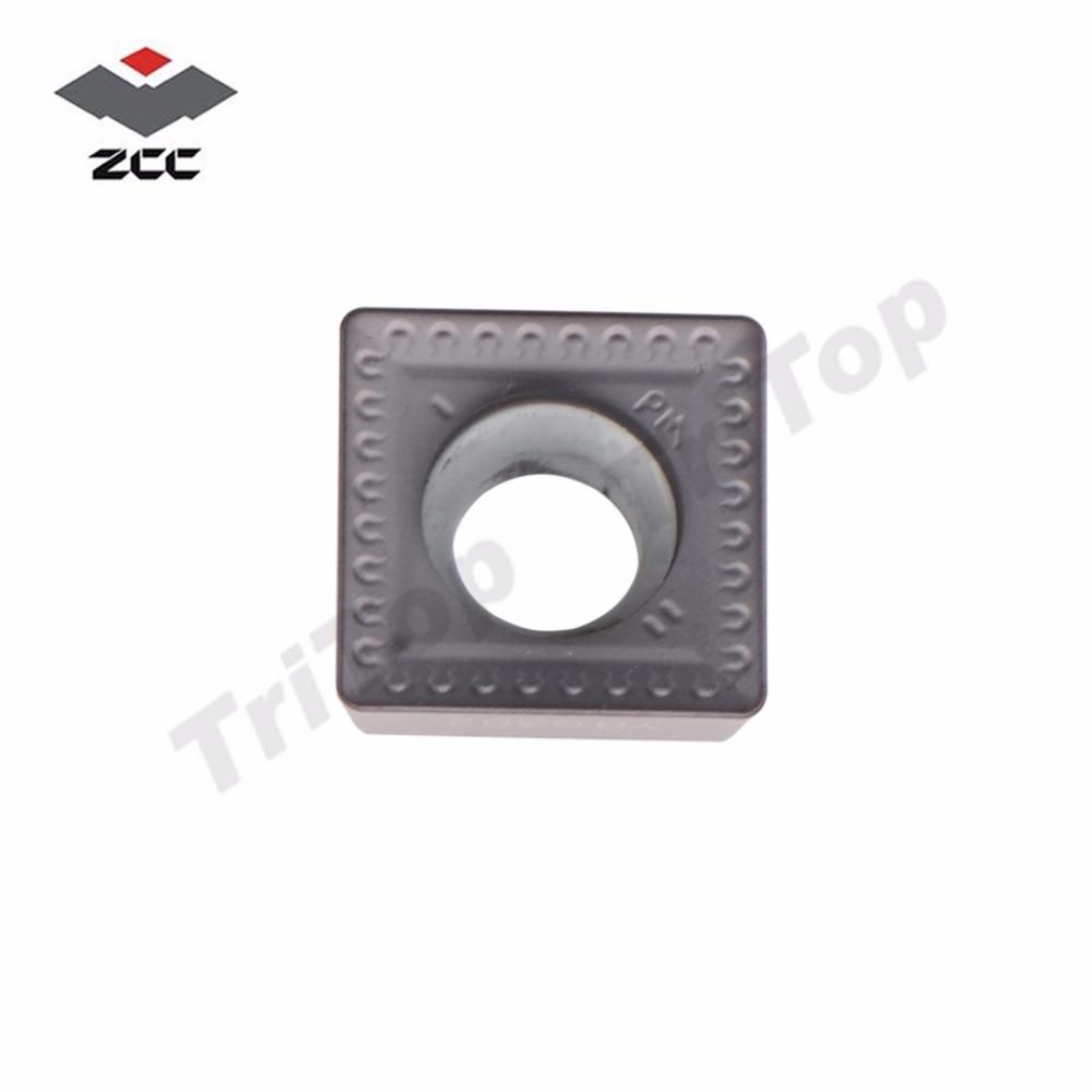SPMT120408-PM YBG302 ZCC.CT SPMT 120408 Insertos de fresado de - Máquinas herramientas y accesorios - foto 4