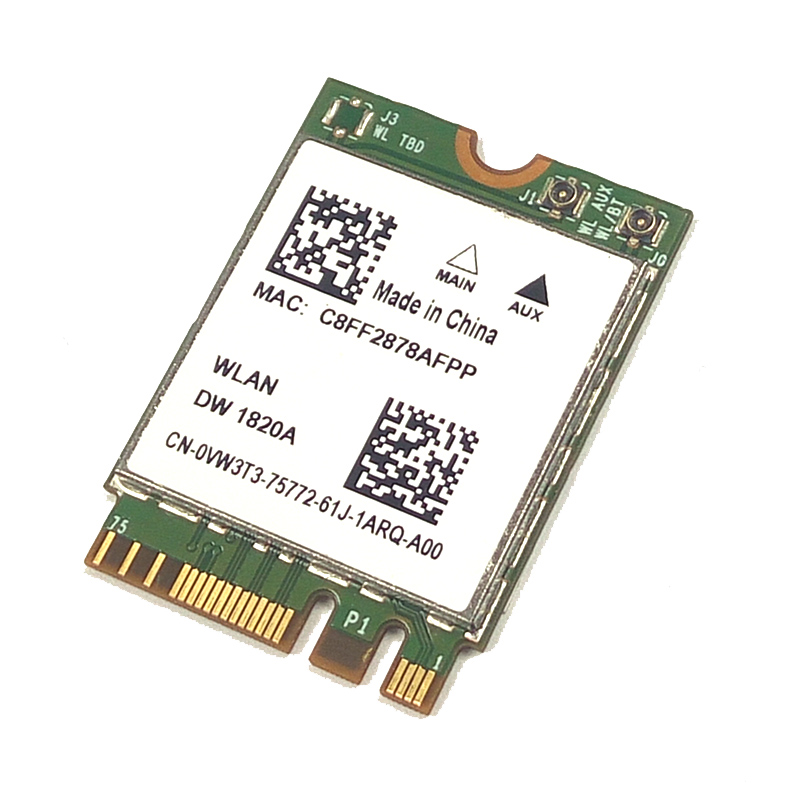 DW1820A BCM94350ZAE BCM9450Z Wireless Module+4.1 Bluetooth NGFF M.2 802.11AC 867M 2.4G+5G Support DELL ASUS Acer Sony Laptops