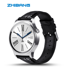 2017 ZHIBANG GW01 for apple and android phone Huawei Samsung smart watch reloj inteligente smartwhat smart electronics