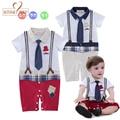 ... macacão bebe roupas trajeUSD 12.19 piece Nyan Cat traje Do Bebê menino  romper infantil criança conjunto de roupas de cowboy 3 pcs chapéu + lenço  ... 3f8905a9ff8