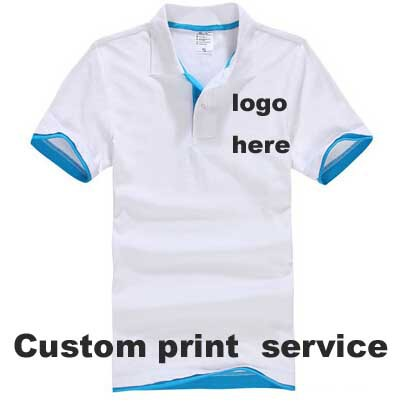 Custom logo products diy logo professional design t shirt for Custom business logo t shirts