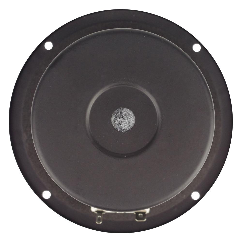 Image 5 - Ceramic Cap 4 inch 116mm Subwoofer Speaker Unit 50W Black Diamond Alumina Cap Woofer LoudSpeaker Desktop Deep Bass NEW 1PCS-in Subwoofer from Consumer Electronics