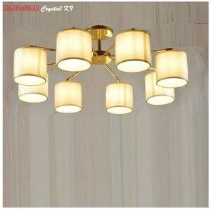Image 4 - 현대 샹들리에 조명 거실 침실 led luminaria 드 teto 현대 천장 샹들리에 조명기구 포함